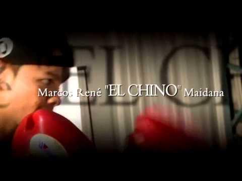 """Avance de la entrevista a Marcos """"Chino"""" Maidana en Celebrity Cars Argentina"""