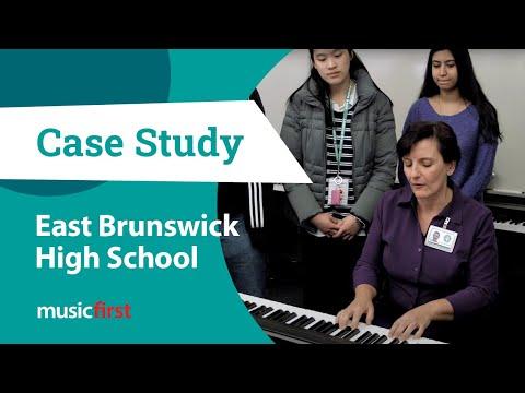 MusicFirst Case Study: East Brunswick High School