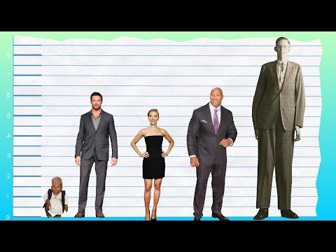 How Tall Is Hugh Jackman? - Height Comparison!