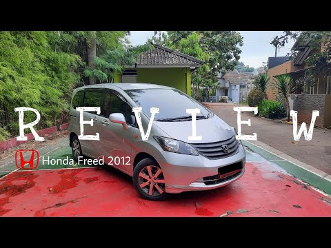 Honda Freed E A/T 2015 Review & Test Drive.