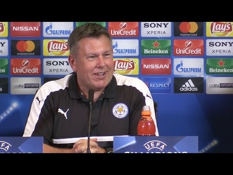 Atletico Madrid 1-0 Leicester - Craig Shakespeare Full Post Match Press Conference