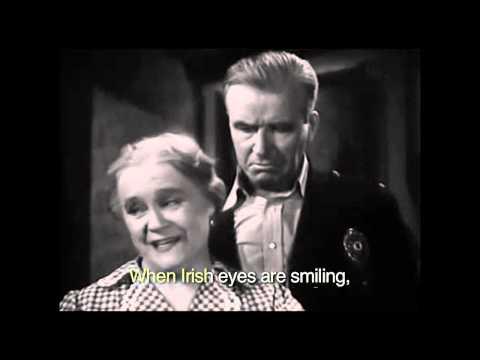 When Irish Eyes Are Smiling with lyrics