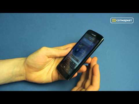 Видео обзор Sharp SH631W от Сотмаркета