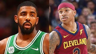 Isaiah Thomas WARNS Kyrie Irving and the Boston Celtics with Great Cavaliers Debut