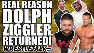 WWE Stars PULL OUT Of Saudi Arabia! Real Reason Dolph Ziggler RETURNED! | WrestleTalk News May 2019