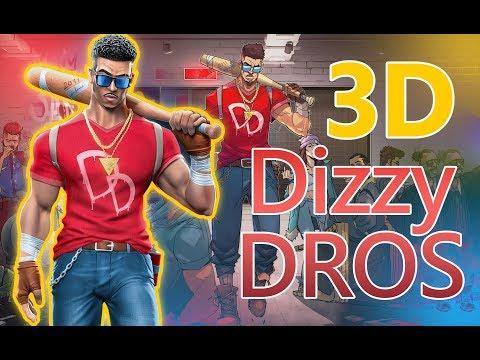 Dizzy Dros 3D خدمت على