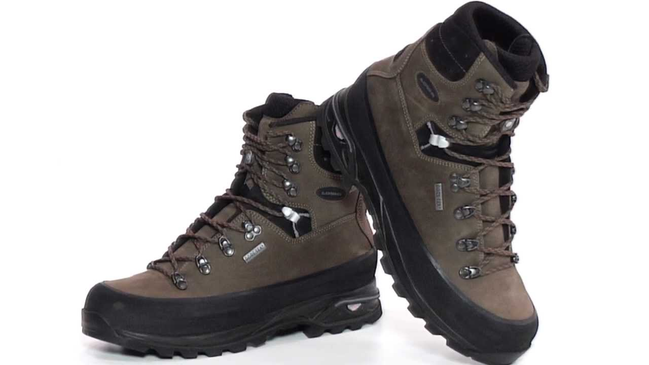 6f0fb4e0b18829 LOWA Men's Tibet Pro GTX Hiking Boot - YouTube