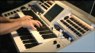 Grandes compositores interpretados al Órgano-Jerry Livingston-IT,s the Talk of the town.
