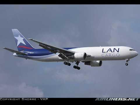Un piloto de LAN Cargo advierte que tuvo una indicación TCAS