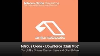 Nitrous Oxide - Downforce (Club Mix)