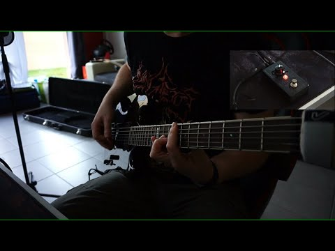 Test Of Fortin Grind With a Mesa Boogie Dual Rectifier