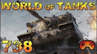 Der SM Panzer #738 World of Tanks - Gameplay - German/Deutsch - World of Tanks