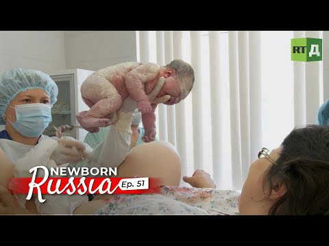 Would-be-mother's husband & sister row over who'll be present at childbirth. Newborn Russia (E51)