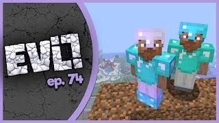 Minecraft Evolution SMP - Whack a Mole - ep. 74