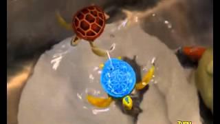 ZURU ROBO TURTLE Interaktywne Pływające robo żółwie