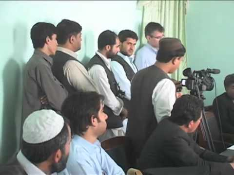 US aid to Kandahar University