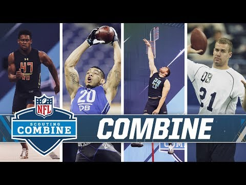 Roethlisberger, Watt, Smith-Schuster & More At NFL Combine Workouts | Pittsburgh Steelers