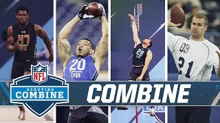Roethlisberger, Watt, Smith-Schuster & more at NFL Combine Workouts   Pittsburgh Steelers