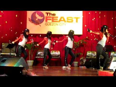 QCFeast-Cercado Sisters-MJ Medley.MOV