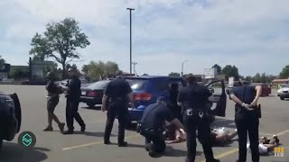 Black woman with chiĮdren held gunpont in Aurora, Co. They claim they made a mistake.