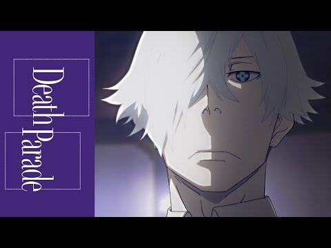 Death Parade – Available Now on Blu-ray/DVD