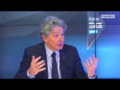 Le Grand Témoin : Thierry Breton, PDG d'Atos