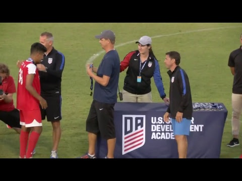 Development Academy U-17/18 Championship: Texans SC Houston vs. LA Galaxy