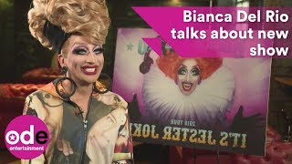 Bianca Del Rio on new show and RuPaul's Drag Race UK