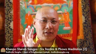 Six Bardos & Phowa Meditation [2]