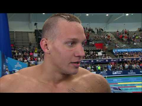 Men's 50m Free A Final | 2017 Phillips 66 National Championships