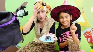 Cadı Emily, Reyhan abla ve Malefiz ile eğlenceli video!