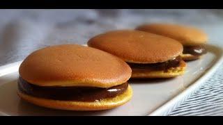 Cách làm bánh Doremon
