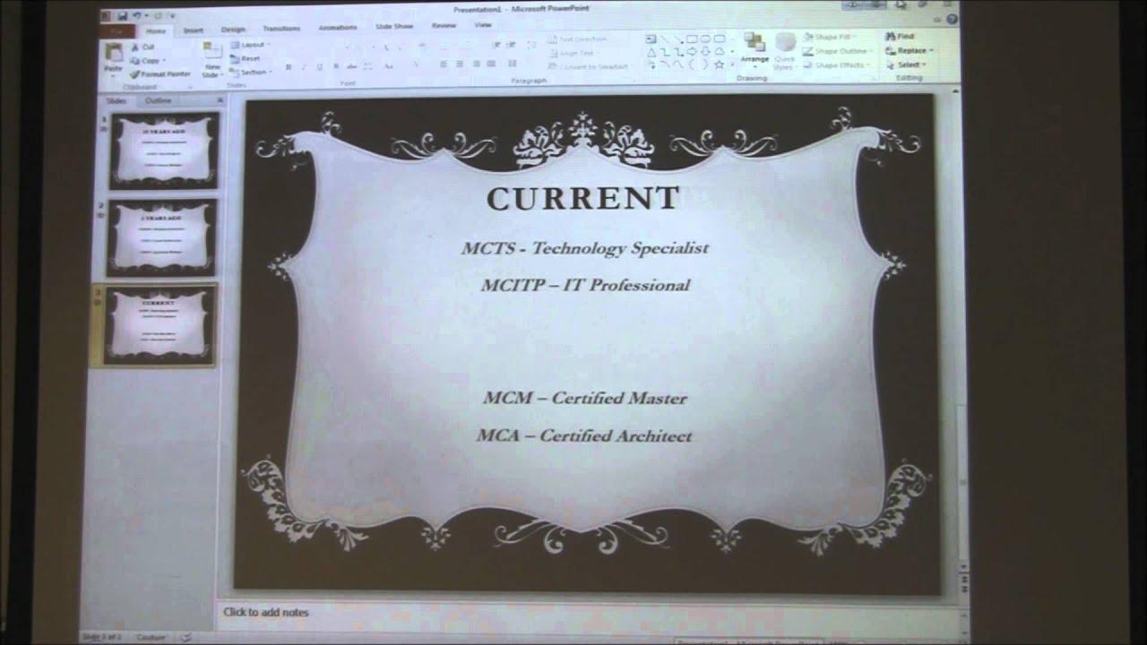 Understanding microsoft certification youtube understanding microsoft certification 1betcityfo Gallery