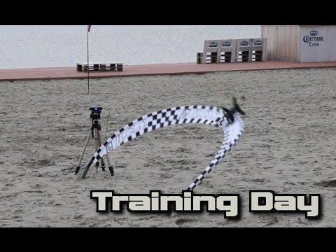 Velence - QuadCopter Race / Training day