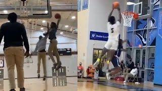 5 MINUTES OF INSANE DUNKS & POSTERS!!