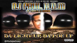 DJ Paul - Da Light Up, Da Poe Up ( Full Mixtape ) (+ Download Link )