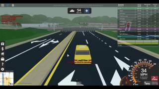 ROBLOX: Ultimate Driving: S1 Episode 2: Taxi service