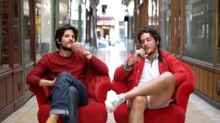 Etienne & Félix du Collectif Pain Surprises et du film Eden