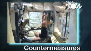 NASA Now Minute: Exercise Physiology: Countermeasures