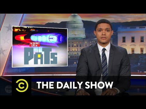 The Daily Show - Unpacking Stop-and-Frisk
