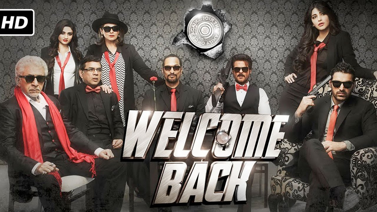 Welcome Back Full Movie