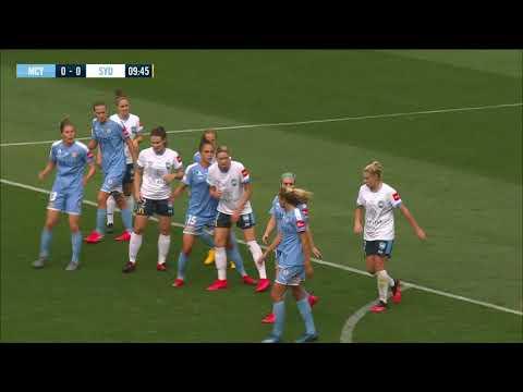 Westfield W-League 2019/20: GRAND FINAL - Melbourne City Women V Sydney FC Women (Full Game)