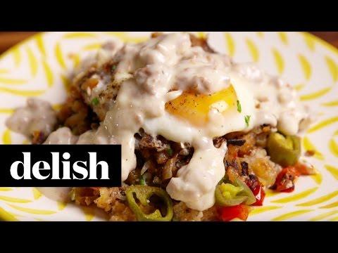 White Trash Hash | Delish
