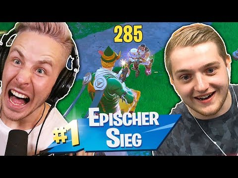 SNIPER-Legenden TRYMACS & REWI zerstören in FORTNITE!