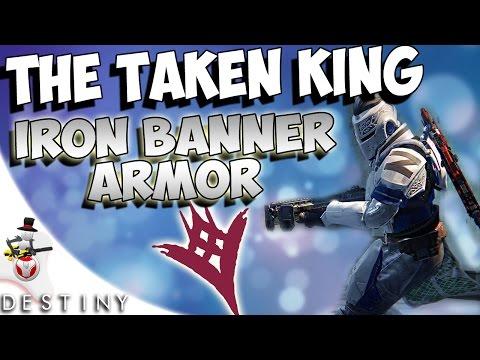 Iron King The Taken King New Iron