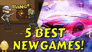5 NEW Android & iOS Mobile Games of the Week | TL;DR Reviews #14