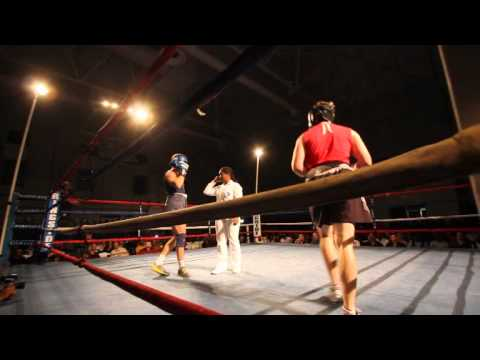 Adam Chevis Ricardo Lima Fight Night XIV Bermuda March 10 2012
