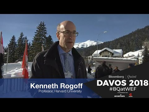 WEF 2018: In Conversation With Harvard's Kenneth Rogoff