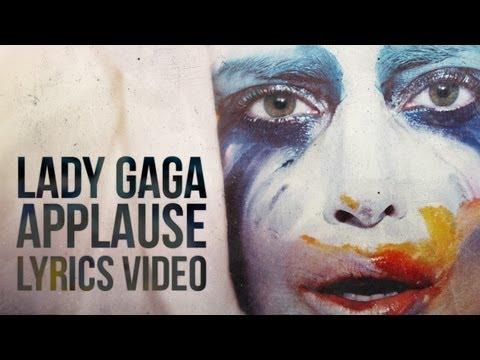 Lady Gaga - Applause (Karaoke)