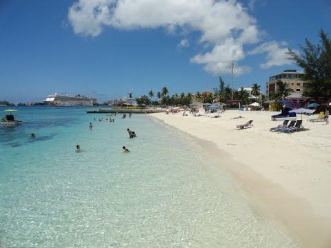 Junkanoo Beach Nassau 🇧🇸 Bahamas 🇧🇸 ( public beach )